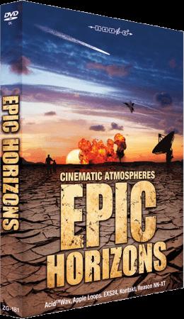 Zero-G Epic Horizons MULTiFORMAT