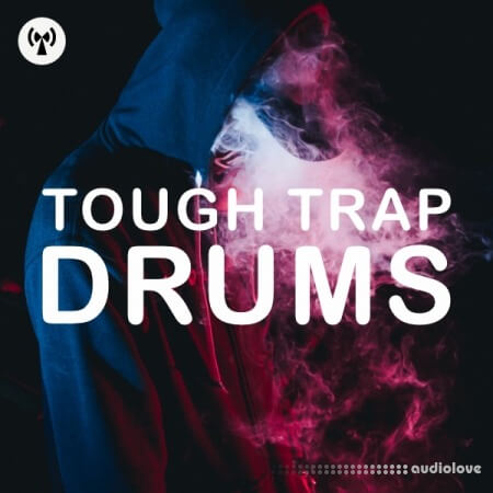 Noiiz Tough Trap Drums WAV