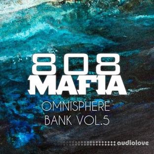 PVLACE 808 Mafia Omnisphere Bank Vol.5