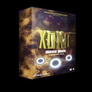 Industry Kits XoXo Musik MIDI and Loop Pack