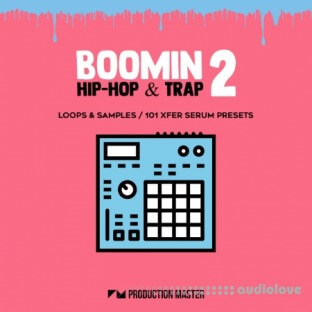 Production Master Boomin Hip Hop And Trap 2
