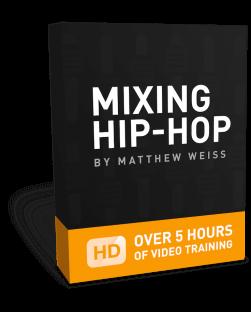 Matthew Weiss Mixing Hip-Hop Bundle
