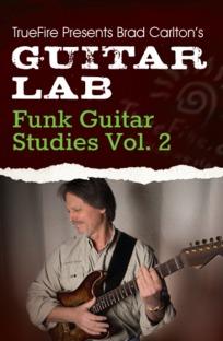 Truefire Guitar Lab Funk Guitar Studies Vol.2