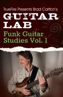 Truefire Guitar Lab Funk Guitar Studies Vol.1