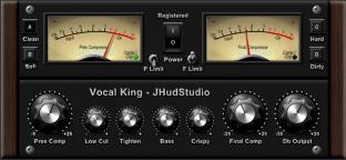 Jhud Studio Vocal King