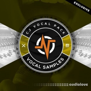 Canary Julz CJ Vox Pack (Vocal Samples)