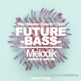 Samplestar Future Bass Melodik