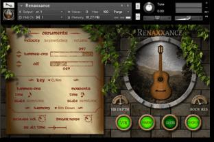 Indiginus Renaxxance Exprexxive Nylon String Guitar