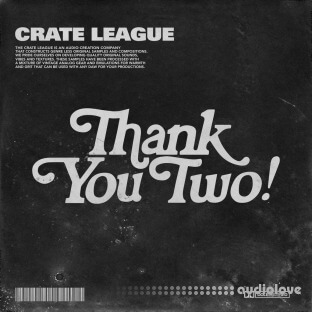 The Crate League Thank You Vol 2 Compositions and Stems