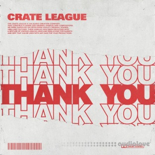 The Crate League Thank You Vol.1 Compositions and Stems
