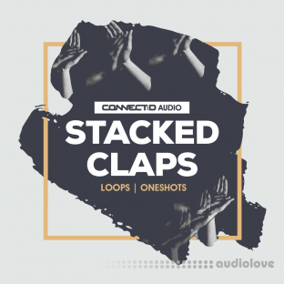 CONNECTD Audio Stacked Claps