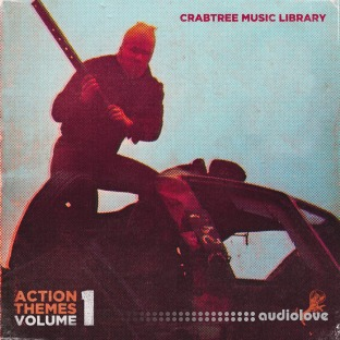 The Drum Broker Crabtree Music Library Action Themes Vol.1