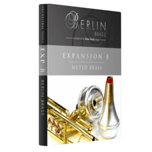 Orchestral Tools Berlin Brass EXP B Muted Brass