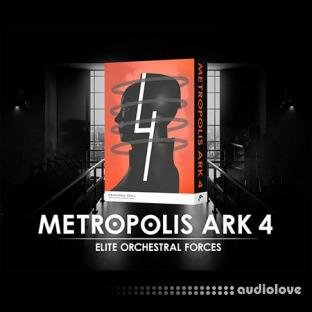 Orchestral Tools Metropolis Ark 4