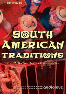 Big Fish Audio South American Traditions