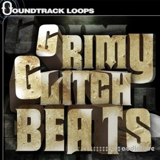 Soundtrack Loops Grimy Glitch Beats
