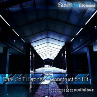 SoundBits Dark SciFi Drones + Construction Kit