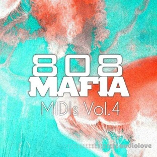PVLACE 808 Mafia MIDIs. Vol.4