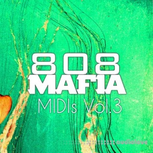 PVLACE 808 Mafia MIDIs. Vol.3