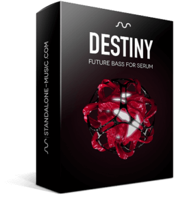 Standalone Music DESTINY By 7 Skies and DG
