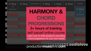 Production Music Live Harmony and Chord Progressions