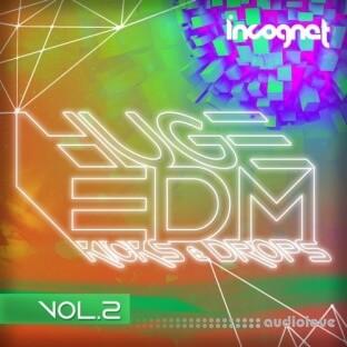 Incognet Huge EDM Kicks and Drops Vol.2