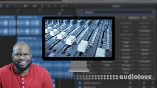 SkillShare Logic Pro X Mixing Course For Beat Makers Module 2 Leveling and EQ