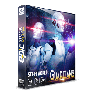 Epic Stock Media Sci-fi World Guardians