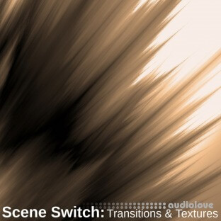 Glitchedtones Scene Switch Transitions and Textures