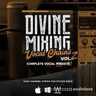 Sean Divine Productions Divine Mixing Vocal Chains V2