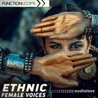 Function Loops Ethnic Female Voices