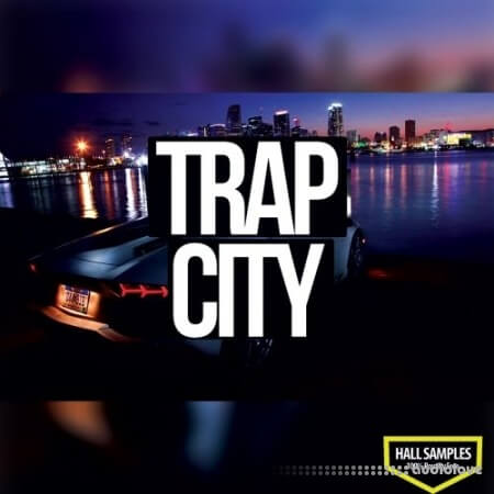 Hall Samples Trap City Vol.1 WAV