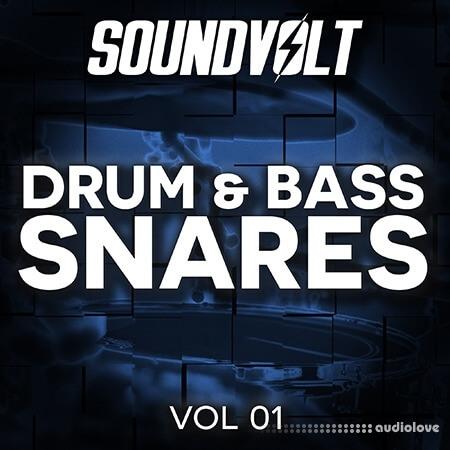 Soundvolt Drum and Bass Snares Vol.1 WAV