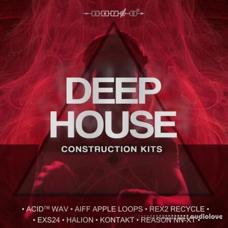 Zero-G Deep House MULTiFORMAT
