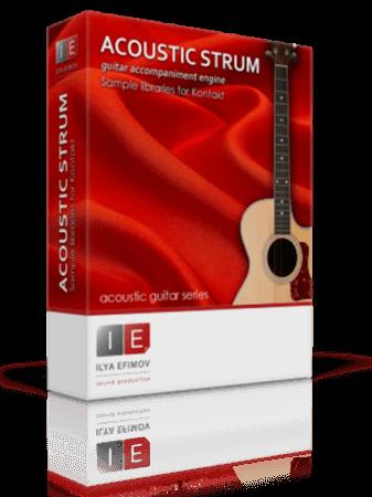 Ilya Efimov Acoustic Guitar Strum v1.52 KONTAKT