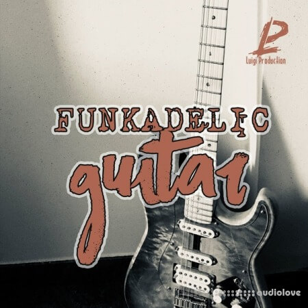 Luigi Production Funkadelic Guitar WAV