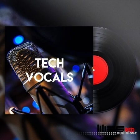 Engineering Samples RED Tech Vocals WAV