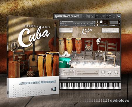 Native Instruments Discovery Series Cuba v1.2 KONTAKT