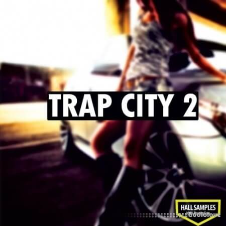 Hall Samples Trap City Vol.2 WAV