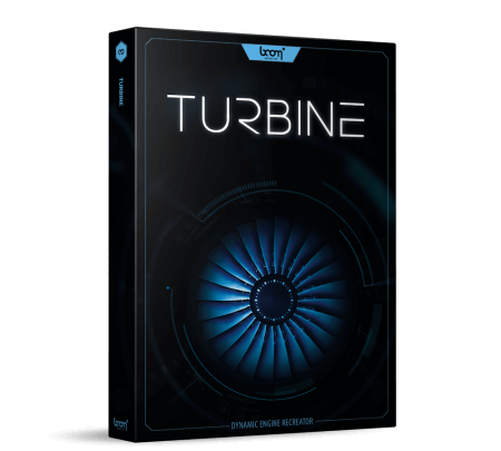 Boom Library Turbine v1.1.1 WiN