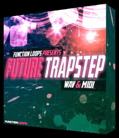 Function Loops Future Trapstep WAV MiDi
