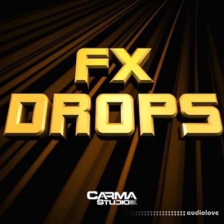Carma Studio FX Drops WAV