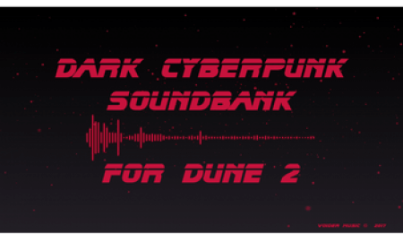 The Patchbay Dark Cyberpunk for Dune 2 and 3 Synth Presets