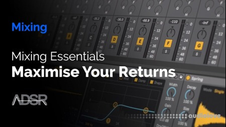 ADSR Sounds Get The Most From Your Returns TUTORiAL
