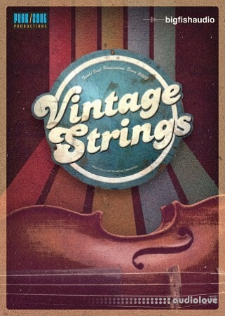Funk Soul Productions Vintage Strings KONTAKT