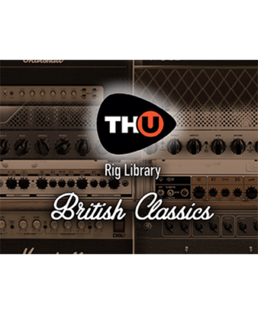 Overloud British Classics Rig Library