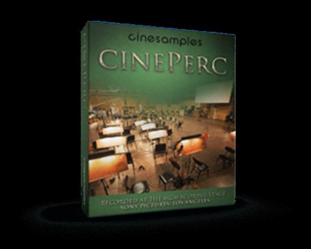 Cinesamples CinePerc CORE v1.1 KONTAKT