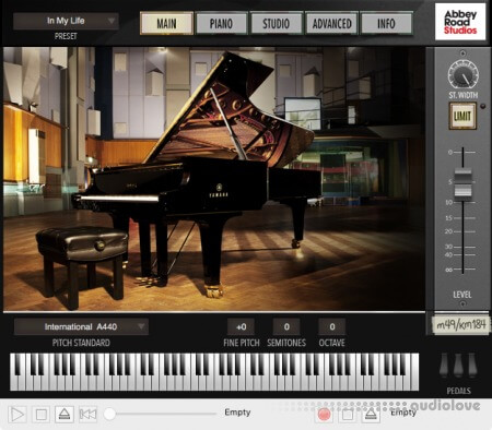 Garritan Abbey Road Studios CFX Concert Grand v1.0.1.0 WiN MacOSX
