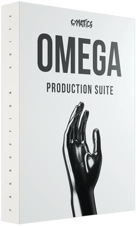 Cymatics Omega Production Suite WAV MiDi Synth Presets