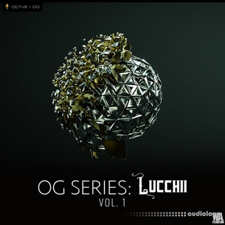 OCTVE.CO Octave OG series Lucchii WAV Synth Presets